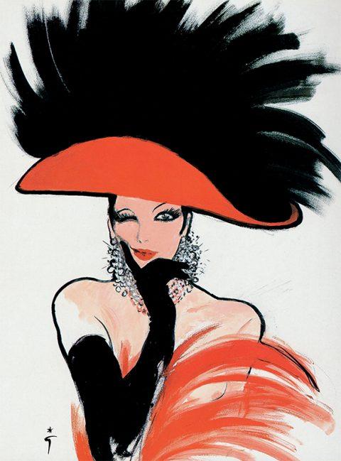 Cabaret by René Gruau